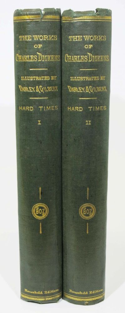 New York: Sheldon and Company, 1863. 1st edition thus (cf. Gimbel D38). Original publisher's green c...