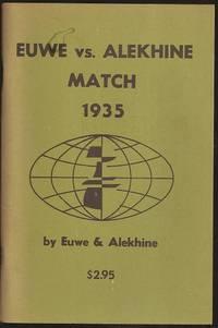 Euwe vs Alekhine Match 1935