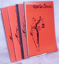 The Black Law Journal Vol. 1, Nos. 1, 2 & 3, Vol. 2, No. 3