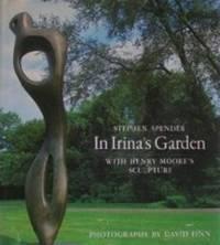 In Irina's Garden with Henry Moore's Sculpture