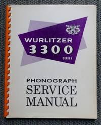 image of WURLITZER 3300 PHONOGRAPH SERVICE MANUAL  (AMERICANA III.)