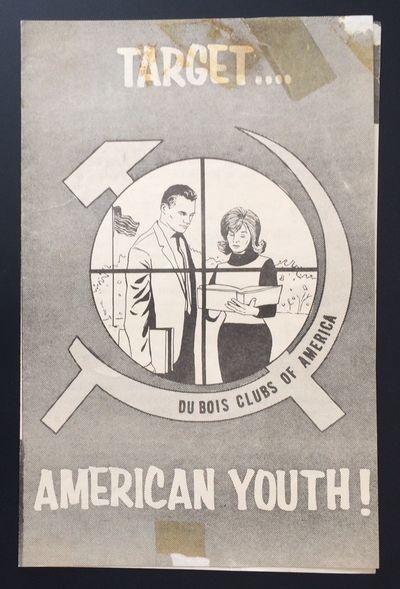 n.p.: Catholic War Veterans, Department of Pennsylvania, . Fur-panel brochure, tape remnants, a read...