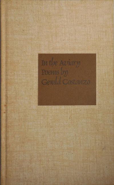 Missouri: University of Missouri Press, 1974. First edition. Cloth. Very Good. Clothbound 8vo. 63 pp...