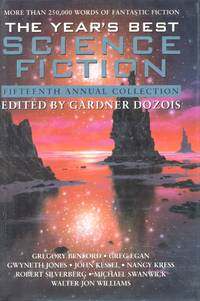 image of The Year's Best Science Fiction: Fifteenth Annual Collection