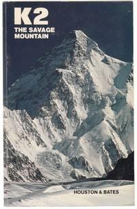 K2 The Savage Mountain.