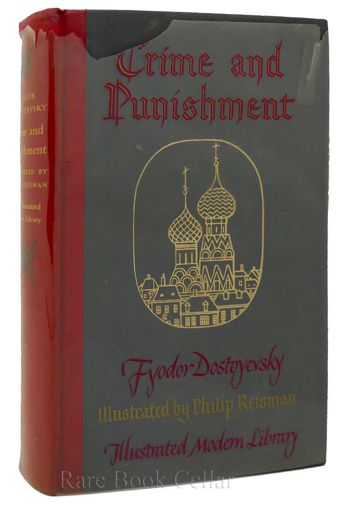 crime and punishment by fyodor dostoevsky essay We will write a custom essay sample on a comparison between fyodor dostoevsky's crime and punishment and vladimir paral's specifically for you.