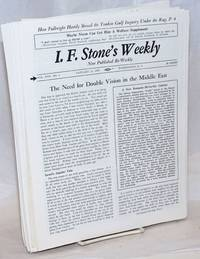 I.F. Stone\'s Weekly [24 issues]