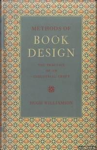 Methods of Book Design. The practice of an industrial craft