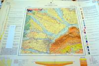 Torino. F� 56. Carta geologica d\'Italia.