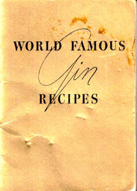 World Famous Gin Recipes