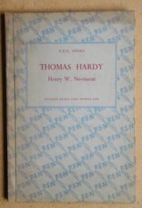 image of Thomas Hardy.