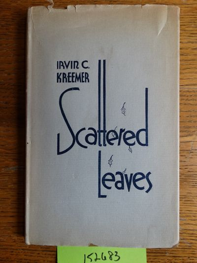 New York: Henry Harrison, 1935. Hardcover. VG- (DJ is aged and has moderate wear to edges; flyleaves...