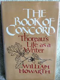 image of The Book of Concord: Thoreau's Life as a Writer