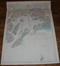 Nautical Chart No. 4979 4979 United States - Alaska, South Coast, Prince William Sound and Approaches
