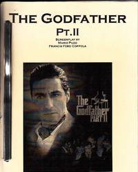image of The Godfather Part II.  Screenplay