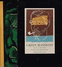 Green Mansions. Random House Deluxe Edition in Slipcase
