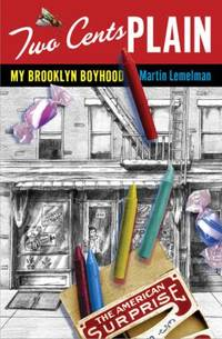 image of Two Cents Plain : My Brooklyn Boyhood