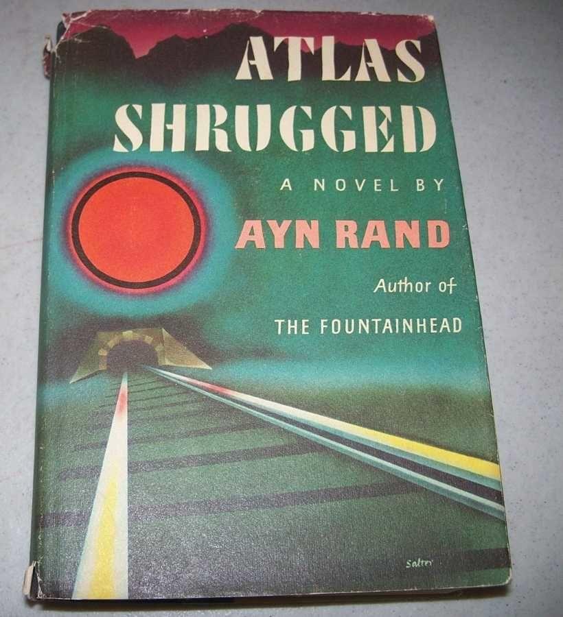 Express shipping Ayn Rand Collection - Atlas Shrugged 1957