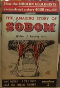 image of The Amazing Story of Sodom; A Fascinating Story of Scientific Investigation
