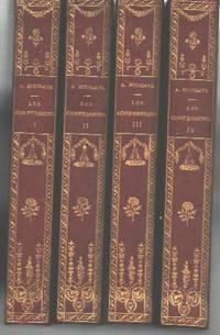 Les confessions / souvenirs d'un demi-siecle 1830-1880/ tome 1 a 4 inclus