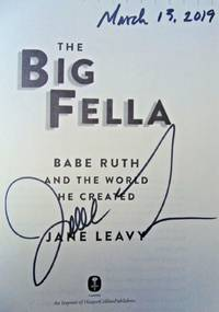 The Big Fella (SIGNED & DATED)