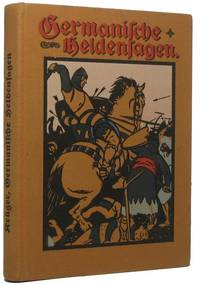 Germanische Heldensagen in Einzelbildern by  Karl A KRUGER - Hardcover - n.y. - from Main Street Fine Books & Manuscripts, ABAA (SKU: 40575)