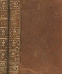 Oeuvres posthumes di Fréderich II, Roi de Prusse. Vol. VI e X
