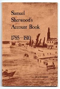image of Samuel Sherwood's Account Book 1785-1810
