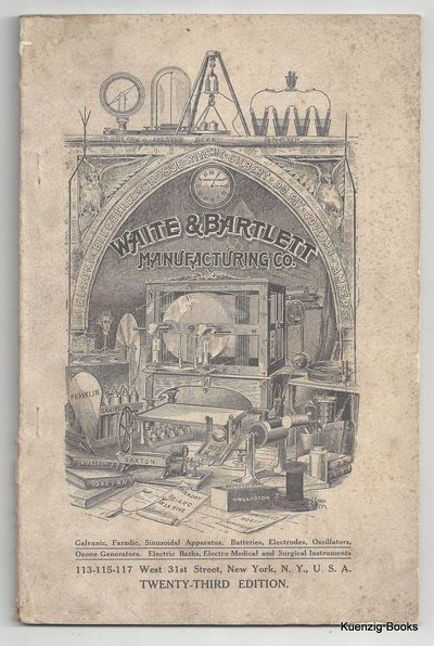 New York City: Waite & Bartlett Manufacturing Co, 1910. First Edition. Wraps. Good. First Edition. 4...