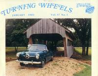 image of Turning Wheels: Studebaker Drivers Club Bulletin January 1985, Vol. 17, No. 1