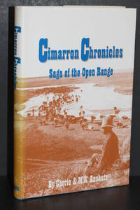 image of Cimarron Chronicles; Saga of the Open Range