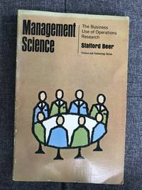 Management science: The business use of operations research (Aldus science and technology series)