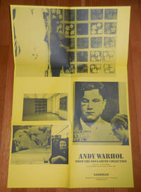 Andy Warhol From The Sonnabend Collection (Poster)
