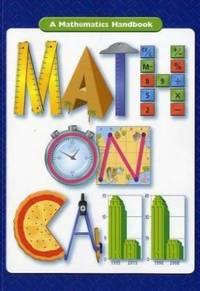 Math on Call : A Mathematics Handbook