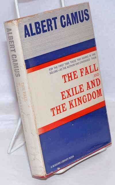 New York: Modern Library, 1964. Hardcover. 361p., very good first Modern Library edition in binding ...
