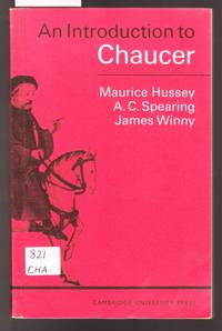 image of An Introduction to Chaucer