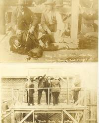 Black Jack Ketchum Hanging Issue of the Arizona Gazette Newspaper and Two  Postcards