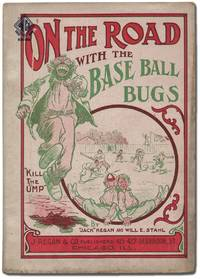 Around the World with the Base Ball Bugs [cover title]: On the Road with the Base Ball Bugs