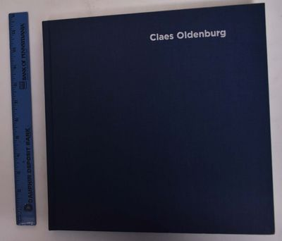 New York: Zwirner & Wirth, 2005. Hardcover. Like new. Blue cloth boards with silver lettering, 117 p...
