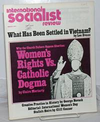 image of International Socialist Review [March 1973]