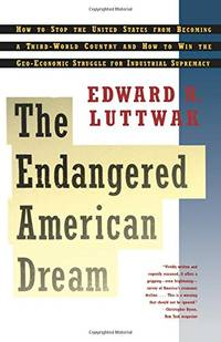 Endangered American Dream: How to Stop the United States from Becoming a Third World Country and How to Win the Geo Economic Struggle for Industrial Supremacy