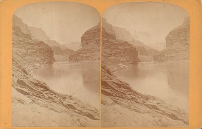Very Good. Stereoview. U. S. Geographical and Geological Survey of the Rocky Mountain Region, Views ...
