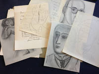 Revue Hommage1: Dessins de Bonnard, Dufy, Maillol, Matisse, Picasso & Hommage 2: Dessins de Matisse by  Pierre Emmanue Paul Eluard  Andre Rouveyre - Limited Edition - 1943/1944 - from Marninart, Inc (ABAA-ILAB) (SKU: B-04-040017)