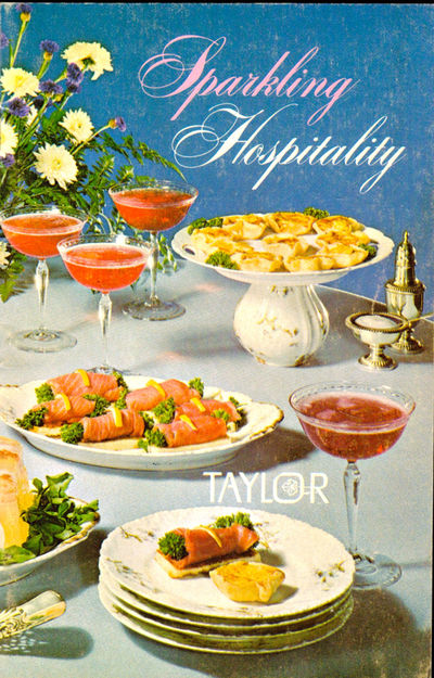 Hammondsport: Taylor Wine Company, 1970. Paperback. Very good. 6.25 by 4 inches. 33pp. Light rubbing...