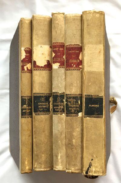 Paris: Librairie Victor Lecoffre / J. Gabalda, Éditeur, 1926. First Edition (in French). 1/8th pigs...