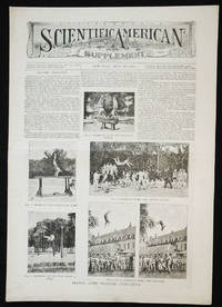 image of Scientific American Supplement -- No. 1019, July 13, 1895 [Intercontinental Railway Commission]