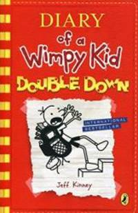 image of Diary of a Wimpy Kid: Double Down (Diary of a Wimpy Kid Book 11)