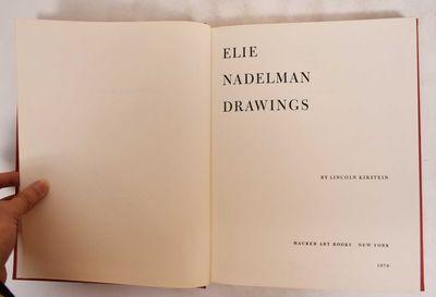 New York: Hacker Art Books, 1970. Hardcover. VG. Red boards with gilt spine lettering; 53 + 58 pp. 8...