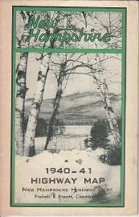 image of New Hampshire 1940-41 Highway Map