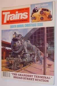 Trains - The Magazine of Railroading: December 1983